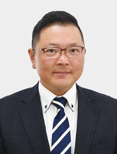 代表取締役 加嶋大二