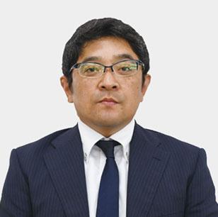 専務取締役 田中 広志